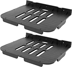 SBD SBD Set Top Box, DVD Player, Music Player Wall Mount,with Check Imprint Design, Pack of 2