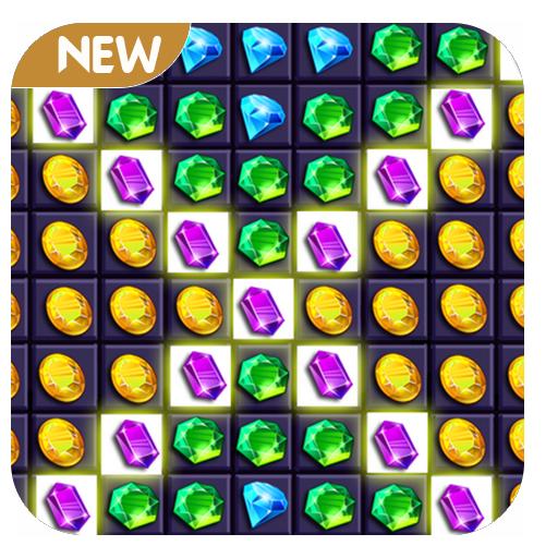Match 3 jewel Queen Adventure