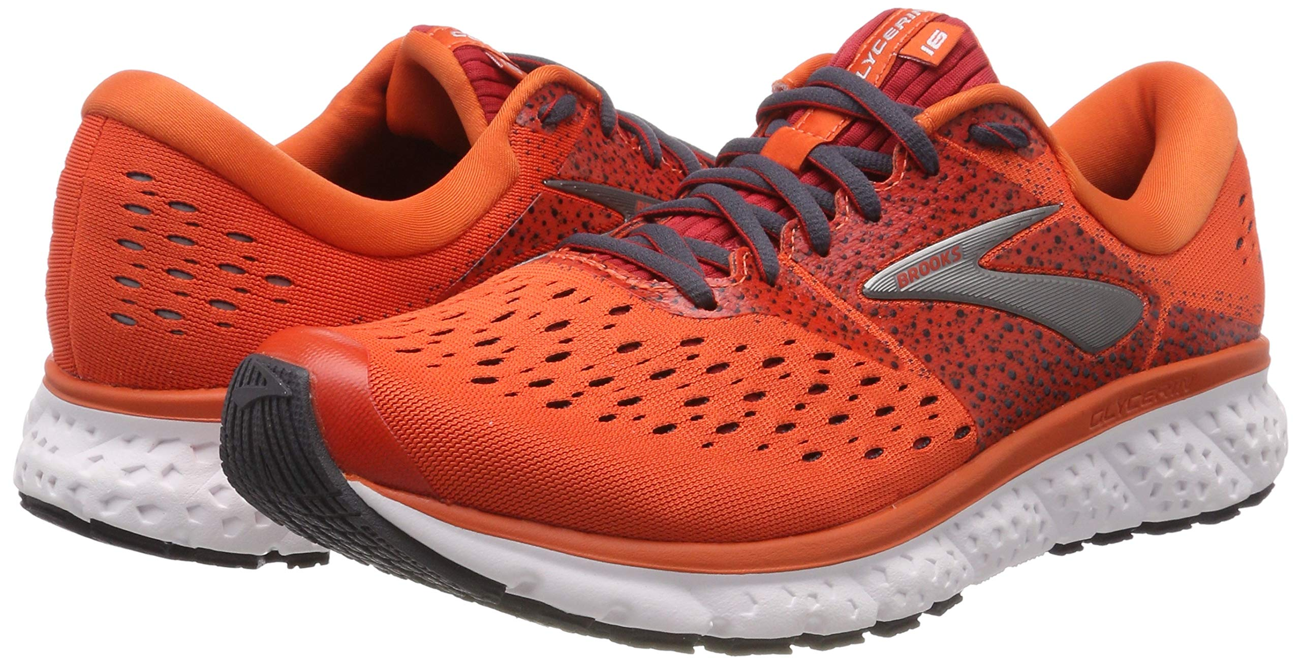 81iQoPk8R6L - Brooks Men's Glycerin 16 Running Shoes