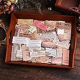 Autocollants de Scrapbooking, Lychii 320 pièces autocollants en papier de décoration , autocollants adhésifs de conception vi