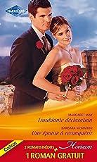 Troublante déclaration - Une épouse à reconquérir - Le pari du bonheur (Horizon) (French Edition)