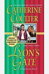 Lyon's Gate: Bride Series (Sherbrooke Book 9) Kindle Edition