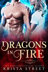 Dragons in Fire: Paranormal Shifter Romance (Supernatural Community Book 3) Kindle Edition