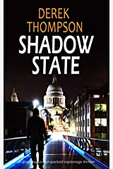 SHADOW STATE a gripping action-packed espionage thriller Kindle Edition