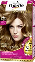 Schwarzkopf Palette Deluxe Oil Care Color 7-65 Golden Gloss Cinnamon