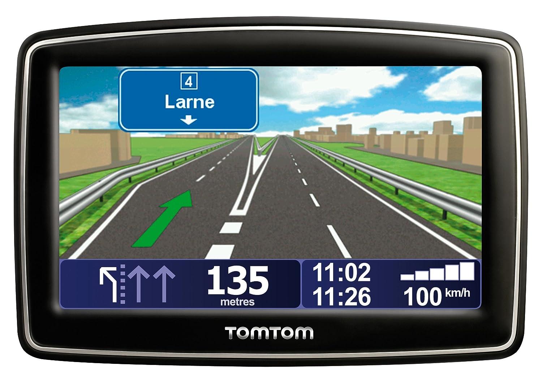 TomTom XXL Classic  Sat Nav With Western Europe Maps - Sat nav with usa and europe maps