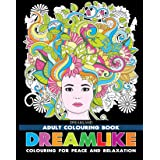 Dreamlike- Colouring Book for Adults