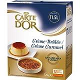 Carte D'Or Crème Brulee Dessert Powder Mix, 1.25kg (Makes 11.5L)