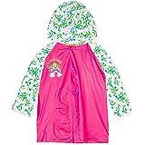 Poncho de pluie léger et compact avec capuche sur le thème des personnages pour garçons et filles de 2 à 9 ans