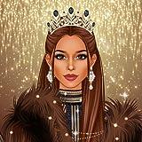 Juego de vestir realeza - Salón de modas reinas