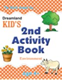 2nd Activity Book - Environment (Kid's Activity Books)