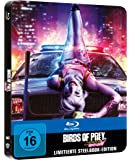 Birds of Prey: The Emancipation of Harley Quinn Steelbook [Limited Edition] [Blu-ray]