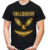 Halloween Männer und Herren T-Shirt   Kostüm Party Horror Kult   M1