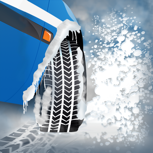 winter-snow-tires-agility-race-the-arctic-car-ice-traction-road-free-edition