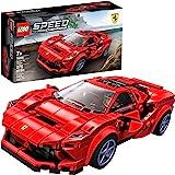 LEGO Speed Champions 76895 - Ferrari F8 Tributo Rosso (275 Pezzi)