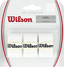 Wilson Sensation Pro Tennis Racquet Over Grip