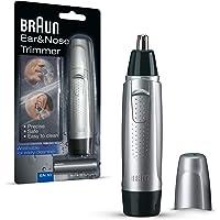 Tondeuse pour oreilles et nez EN10 de Braun - Rasage précis et sûr des poils des oreilles et du nez