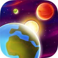 Soleil Et Planètes - Puzzle Spatial