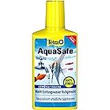 Purificador de agua AquaSafe de Tetra Aquasafe, para acuarios, neutraliza las sustancias del agua, diferentes tamaños