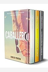 Gabriel Caballero Serie: Libros 1-3 (Caballero, La Isla del Silencio, La Maldición del Cangrejo): Una aventura de intriga y suspense de Gabriel Caballero Versión Kindle