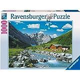 Ravensburger - 19216 - Puzzle Classique - La Montagne des Kar Wendel - 1000 Pièces