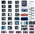 Elegoo 37-in-1 Kit Modulo Sensore Elettronici V2.0 con Tutorial in Inglese Compatibile con Arduino IDE