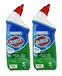 Clorox Toilet Bowl Cleaner - Fresh, 2 x 709ml