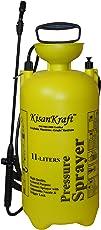 Kisan Kraft KK-PS 11-Litre Plastic Manual Sprayer (Color May Vary)