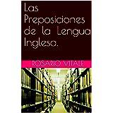 Las Preposiciones de la Lengua Inglesa.