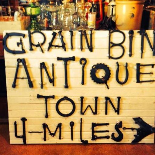 Grain Bin Antique Town