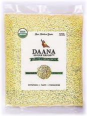 Daana Organic Urad Dal (Split), Single Origin, 1 Kg