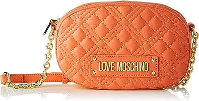 Love Moschino Damen, Borsa A Spalla, Collezione Primavera Estate Schultertasche, Kollektion Frühling Sommer 2021, Einheitsgröße