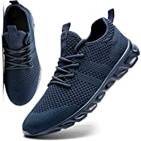 MGNLRTI Sneakers Herren Sportschuh Laufschuhe Herren Fitness Schuhe für Outdoor Jogging Gym Tennis Basketball Schuhe…