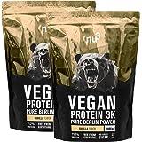 Batido de proteína vegana - Proteína vegetal 3K en polvo - de ...