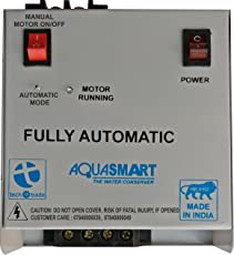 TECH AND TRADE Aquasmart Fully Automatic Water Tank Alarm Overflow Controller Level Indicator (TNTS2AQFAT)