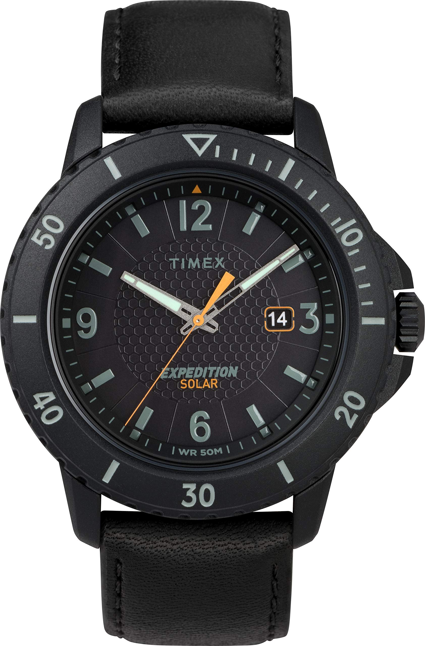 Timex Men's Expedition Gallatin Solar 44 mm Watch