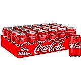 Coca-Cola Original Taste 24 x 330ml Cans
