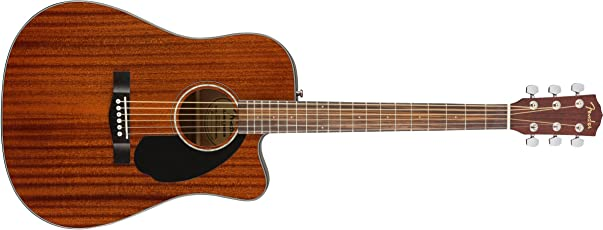 Fender 961705021 Acoustic-Electric Guitar (Natural)