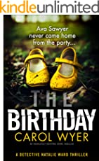 The Birthday: An absolutely gripping crime thriller (Detective Natalie Ward Book 1) (English Edition)