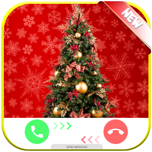 Fake Call From Christmas Tree - Free Fake Caller Id - 2020 PRANK FOR KIDS