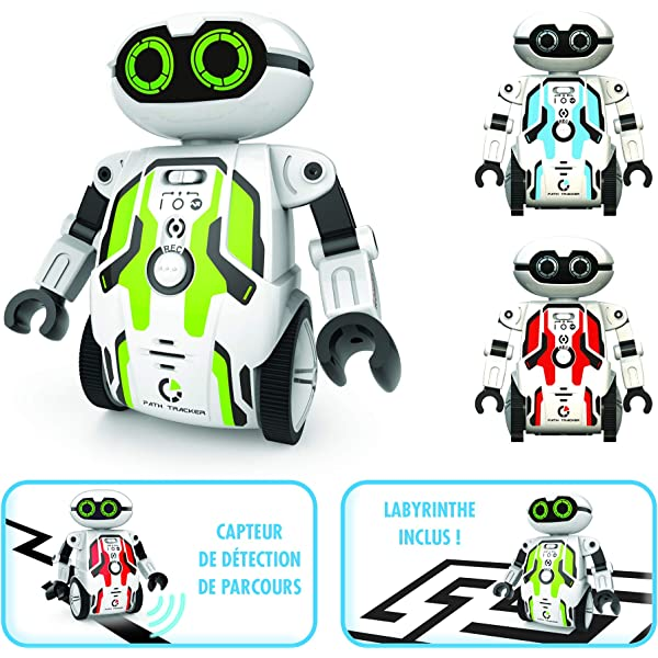 NC Silverlit Robot INTERACTIF 88582