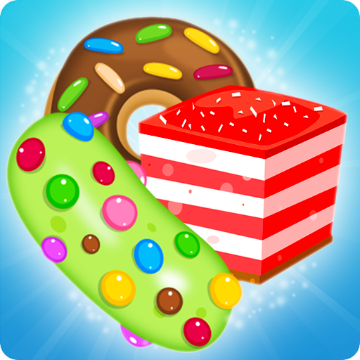 Candy Camp Story (King Candy Crush Soda-game Von)