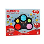 Toiing Memorytoi – Electronic Memory Game, Great Travel Toy for Kids Age 5-10 Years
