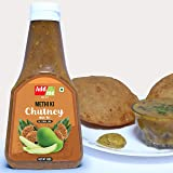 Add me Home Made Mango Dana Methi achar Pickle Chutney, 390gm Methi ki Chutneys Pickle 390g Marinade