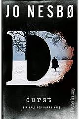 Durst: Kriminalroman (Ein Harry-Hole-Krimi 11) Kindle Ausgabe
