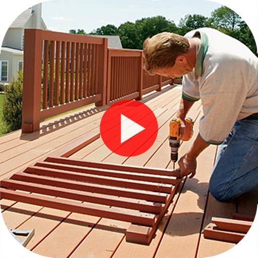 How to Build a Deck - Design & Step by Step Videos (Deck Patio-design-software Und)