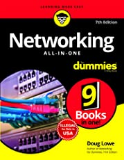 Networking All - in - One For Dummies