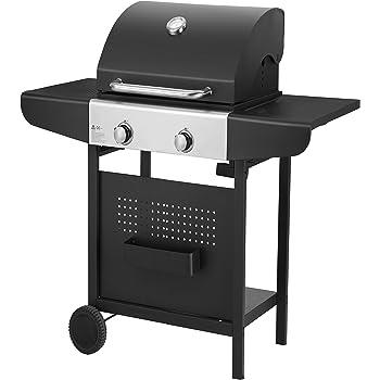 Barbecue Grill Cucina da Esterno a Gas QLIMA OKG102 2 Fuochi 6000 ...