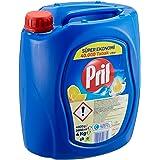 Pril Limon Kokulu Sıvı Bulaşık Deterjanı, 4kg