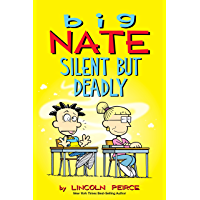 Big Nate: Silent But Deadly (English Edition)